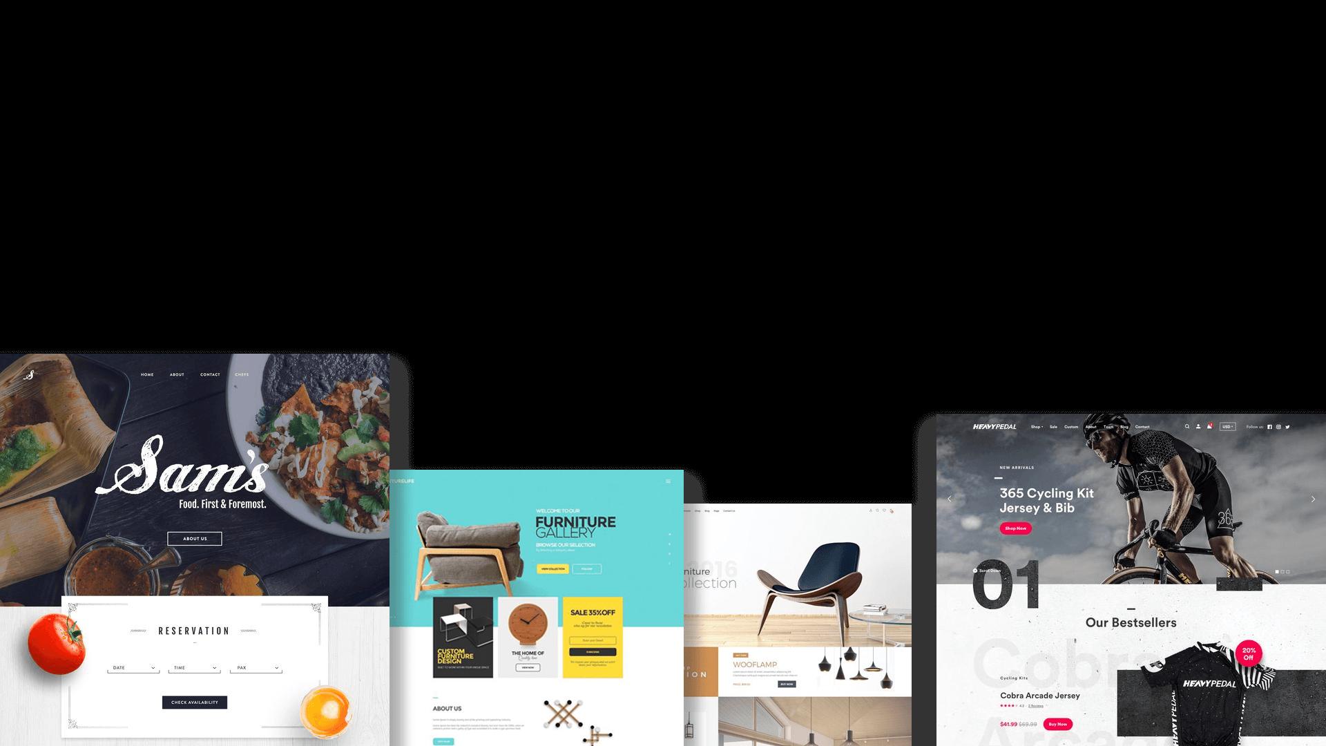 Giải pháp Thiết kế Website bán hàng chuyên nghiệp