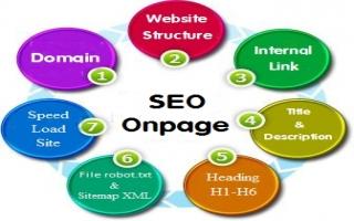 7 yếu tố quan trọng trong việc SEO Onpage