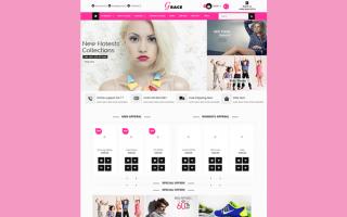 Bật mí cách thiết kế website quần áo thời trang ấn tượng và phong cách