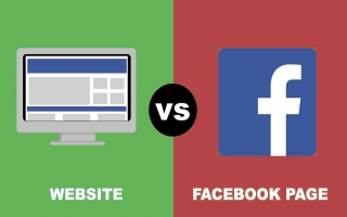 Khôn hay dại: có Facebook bán hàng rồi thì không cần xây dựng Website?